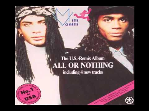 Milli Vanilli - More Than You'll Ever Know ( All Or Nothing_ The U.S. Remix Album )