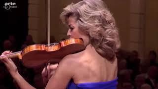 J.S.Bach Violin Partita No.2, BWV1004, In D Minor : Gigue - Anne-Sophie Mutter