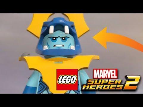PODVODNÍ ŠARVÁTKA! - Lego Marvel Superheroes 2 #11