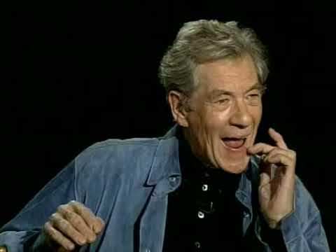 Nejneoblíbenější slovo Iana McKellena