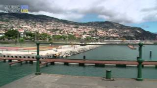 Funchal Cruise Ship Harbour 2015