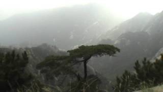 Video : China : A trip to HuangShan 黄山 mountain, AnHui province (2)