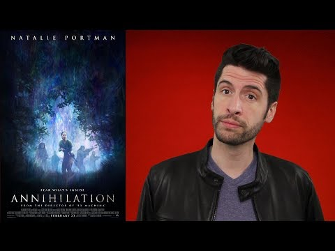 Annihilation – Movie Review