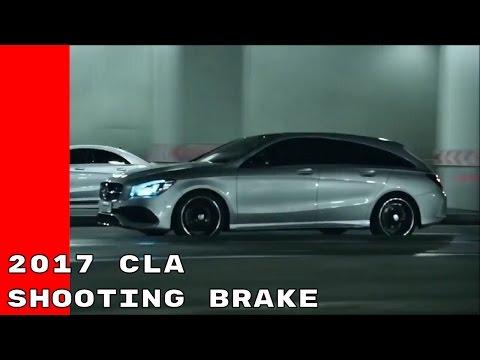 Mercedesbenz Cla Class Shooting Brake Универсал класса C - рекламное видео 1