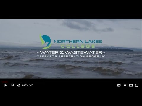 Water and Wastewater Operator Preparation Program - YouTube