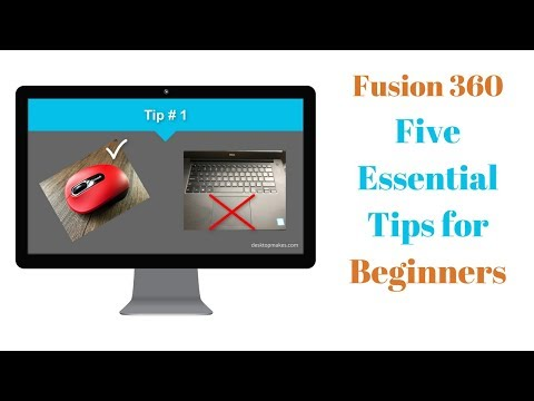 Design an 8 Bit Star Tree Topper in Fusion 360 | Desktop Makes