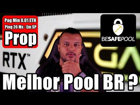 Minerando na Besafepool - Melhor Pool BR ??