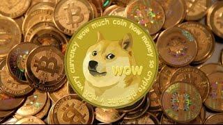 Вебинар по майнингу Bitcoin , Dogecoin и преспектив других криптовалют  18 09 14