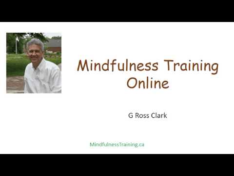 Mindfulness Training Online - Introduction Video - 3.3 seconds ...