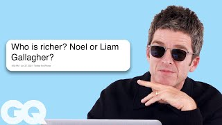 Noel Gallagher Goes Undercover on Reddit, YouTube, Twitter and Instagram | Actually Me | GQ