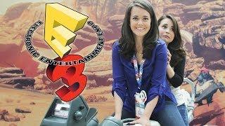 Ro & Mo Attend E3! – Sister Vlog
