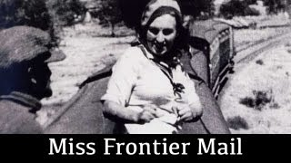 Miss Frontier Mail - 1936