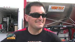 Knoxville Raceway - Makeup Feature Preview with Calvin Landis