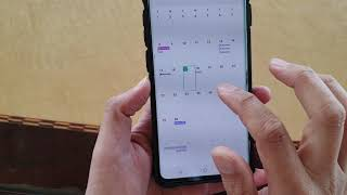 Galaxy S10 / S10+: How To Enable / Disable Reminders Task To Show In Calendar