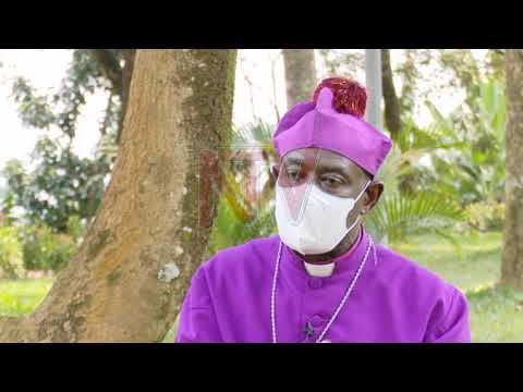 Kaziimba explains the church land question