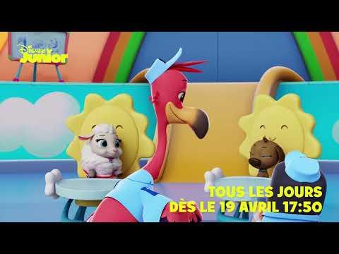 T.O.T.S : tous les jours, dès le 19 avril à 17h50 sur Disney Junior !
