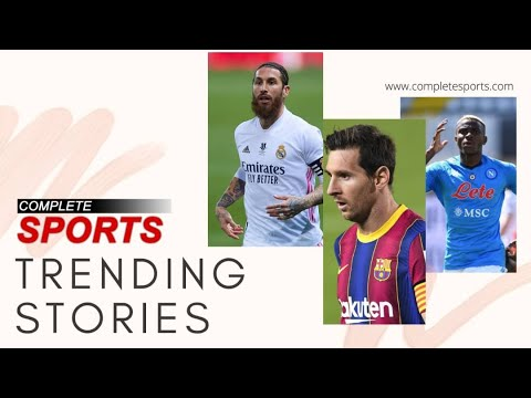 Trending On Complete Sports 01.07.2021