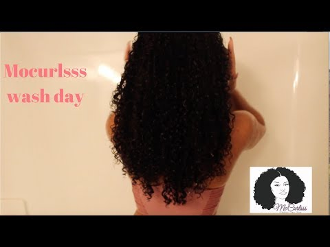 , title : 'Mocurlsss Wash Day Routine- Natural Hair'