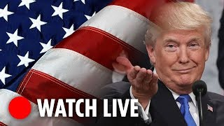 President Donald Trump Delivers State Of The Union Address