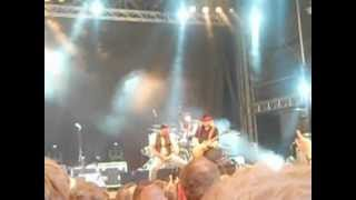 preview picture of video 'Jethro Tull - Aqualung, LIVE, Lovely Days Festival 2012, Wiesen'