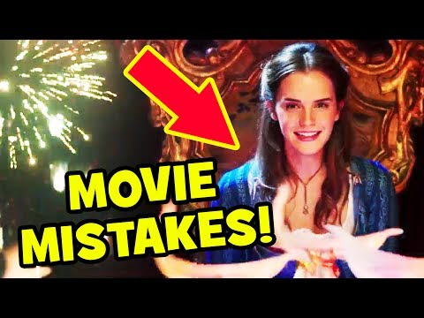 Beauty And The Beast (2017) MOVIE MISTAKES & Plot Holes | MTW