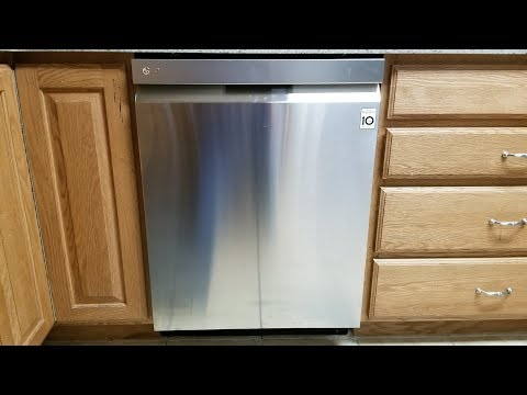 LG Dishwasher Model # LDP6797ST Review