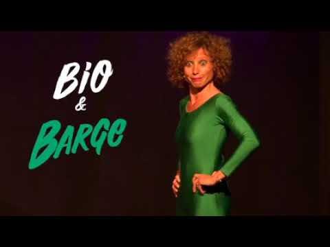 """Bande-annonce du spectacle de Stéphanie Jarroux """"Bio et barge"""""""