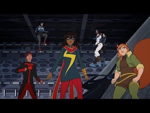 Marvel Rising: Secret Warriors online