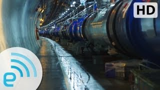 CERN: Undergound Large Hadron Collider | Engadget