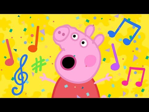 🔴 Peppa Pig English Episodes   Peppa Pig Songs Special 🎵🎶🎵