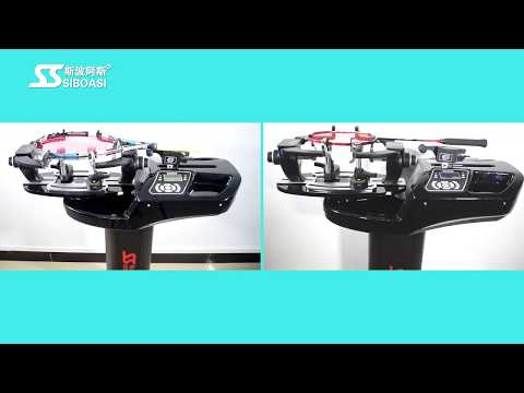 S3169 Badminton And Tennis Racket Stringing Machine