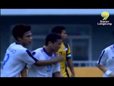 Video: U23 Malaysia vs U23 Lào