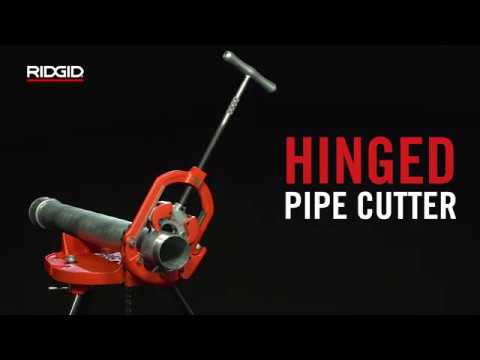 RIDGID Hinged Pipe Cutter