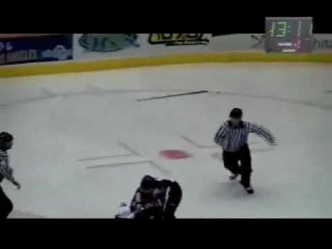 Brett Beauchamp vs. Rick Kozak