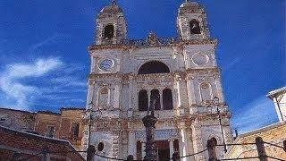 Италия.Город Святого Валентина in Abruzzo Citeriore.