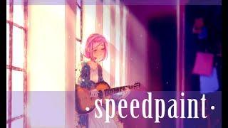 [Raspis] speedpaint- Sati Guitar