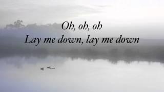 Chris Tomlin - Lay Me Down - (with lyrics)