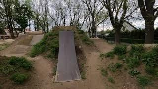 Freestyle Drone Park Strzegom :)????✈️????FPV ???? Betafpv 95x v3 +gopro naked 8 #dOMin FPV trening