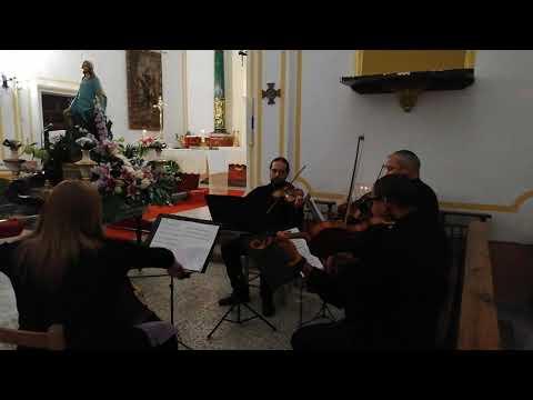 Cuarteto, Bach