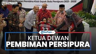 Rachmawati Soekarnoputri Menjadi Ketua Dewan Pembina Persipura seusai Didaulat Jadi Mama Papua