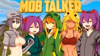 Download Minecraft Mods - Mob Talker【1 8】Chicas Anime en