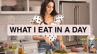 What I Eat In A Day - Healthy Easy Vegan Ideas | Mona Vand