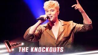 The Knockouts: Jack Vidgen sings 'Love The Way You Lie Pt II' | The Voice Australia 2019