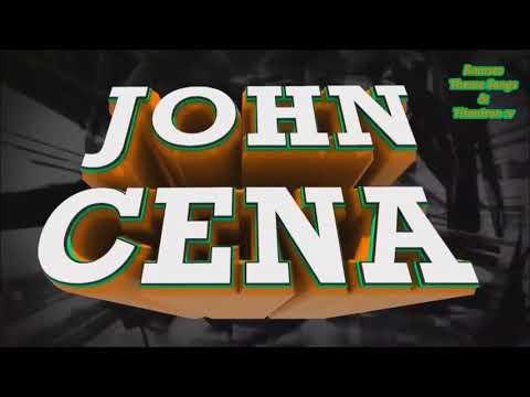 WWE John Cena Theme Song  New Titantron 2018