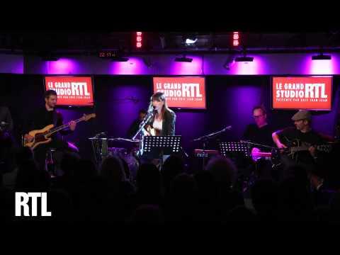 Carla Bruni - Chez Keith & Anita en live dans Le Grand Studio RTL - RTL - RTL