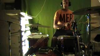 Paul Oppelt: All Time Low - No Idea [Studio Quality Drum Cover]