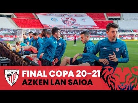 📽️ Lan saioa I 24 ordu finalerako I Copa 20-21