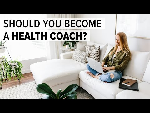 SHOULD YOU BECOME A HEALTH COACH? | yes and no