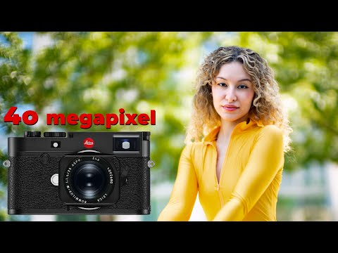 Leica M10R - hands on + Sample images
