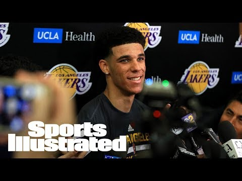 Lonzo Ball May Talk To Other Lottery Teams After Meeting With Lakers   SI Wire   Sports Illustrated